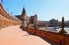 Plaza de Espaa (Sevilla) (16) (DAGM4) Tags: espaa sevilla andaluca spain espanha europa europe seville espana andalusia espagne plazadeespaa espagna andalusie espainia espanya  spainsquare no8do plazadeespaasevilla       espainiakoplaza  sevillako  laplacedespagne
