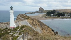 Castlepoint New Zealand (D70) Tags: ocean new beach coast sand rocks pacific zealand coastal nz castlepoint 47366