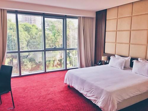 This where I sleep next 2 nights #hotel #roomcriric #hotellife #hotelramada #brazzaville #congo