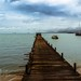 Pier to nowhere, Thailand