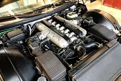 Ferrari 456 GT V-12 (SteveMather) Tags: engine ferrari clean cylinder gt coupe twelve 456 topaz v12 iphone 6s denoise procamera vividhdr