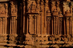 Ruins of Badami (Shyam Vallabh) Tags: architecture handiwork badami templeart