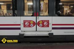 Tren Aeropuerto T4 Barajas (vivireltren) Tags: madrid tren t4 barajas cercaniasmadrid