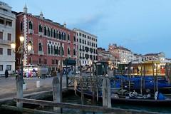 Venezia Venice Riva degli Schiavoni San Zaccaria Promenade Italy (roli_b) Tags: italien venice italy night abend noche san italia riva promenade gondola venezia venedig degli zaccaria schiavoni rivadeglischiavoni sanzaccaria