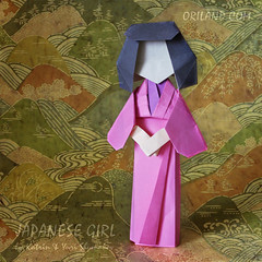 Japanese Girl. Hinamatsuri (Oriland) Tags: toronto ontario canada canon paper paperart eos rebel design origami girlsday hinamatsuri おりがみ 折り紙 canonphotography paperdesign oriland japanesedollfestival noglue orilandcom katrinray yuriandkatrinshumakov origamibyyuriandkatrinshumakov origamijapanesegirl happyhinamatsuri origamijapanesegirlbykatrinandyurishumakov