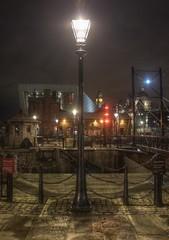 0152 (ElitePhotobox2) Tags: night liverpool docks hdr