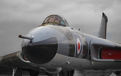 Vulcan XL319 (S.L.R) Tags: museum aircraft north east b2 vulcan sunderland avro xl319