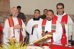 Dom Armando, Frei Jarede Frei Bernardo 088 (vandevoern) Tags: brasil xingu pará maranhão altamira bispo franciscano bacabal vandevoern