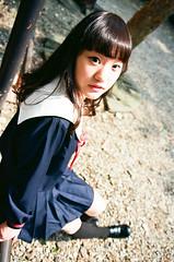 42380008 (WANGYANZHI) Tags: people cute art girl canon iso100 kodak taiwan 100 eos5     ektar  ximen 24mm105mm sgima   ektar100