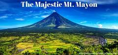 Mayon  Albays Near Perfect-coned Volcano (philtouristattractions) Tags: mayonvolcano philippinevacation philippinetravel philippineattractions thephilippinestouristattractions beautifultouristplaces mostpopulartouristdestination