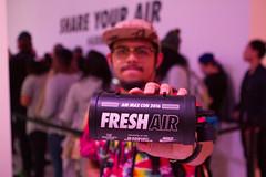 "The Madbury Club ""Fresh Air"" Reward (lilasswipe) Tags: nyc art myself freshair air nike zombies lamborghini supreme 2016 themadburyclub flatbushzombies wallofair airmaxcon"
