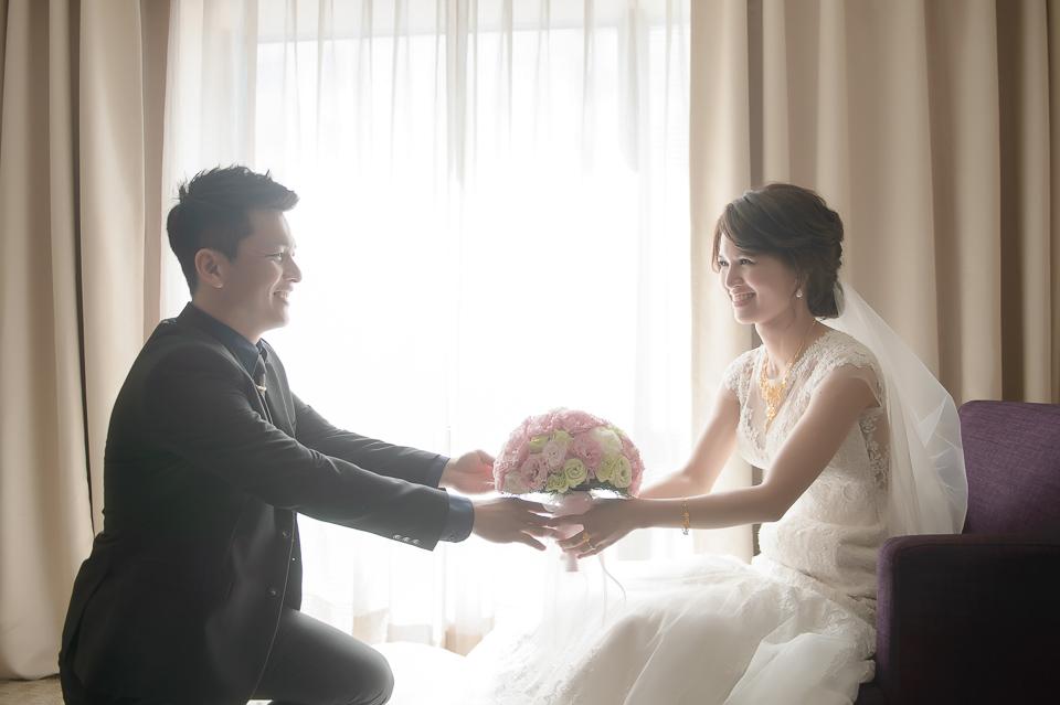 台南情定婚宴城堡永康館 婚禮攝影33