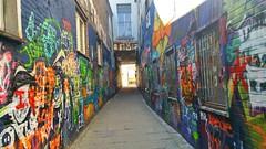 Ghent Graffiti Street