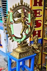 Nataraj Statue   () Tags: india tamilnadu kumbakonam mahamaham