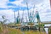 St Helena Shrip boats (Sco†† C. Hansen (TheHansenGallery.com)) Tags: water dock marsh shrimping shrimpboat shrimpboats lowcountry