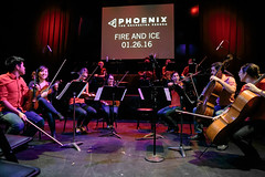Phoenix Orchestra: Fire and Ice (boston concert photography) Tags: boston massachusetts oberon fireandice phoenixorchestra