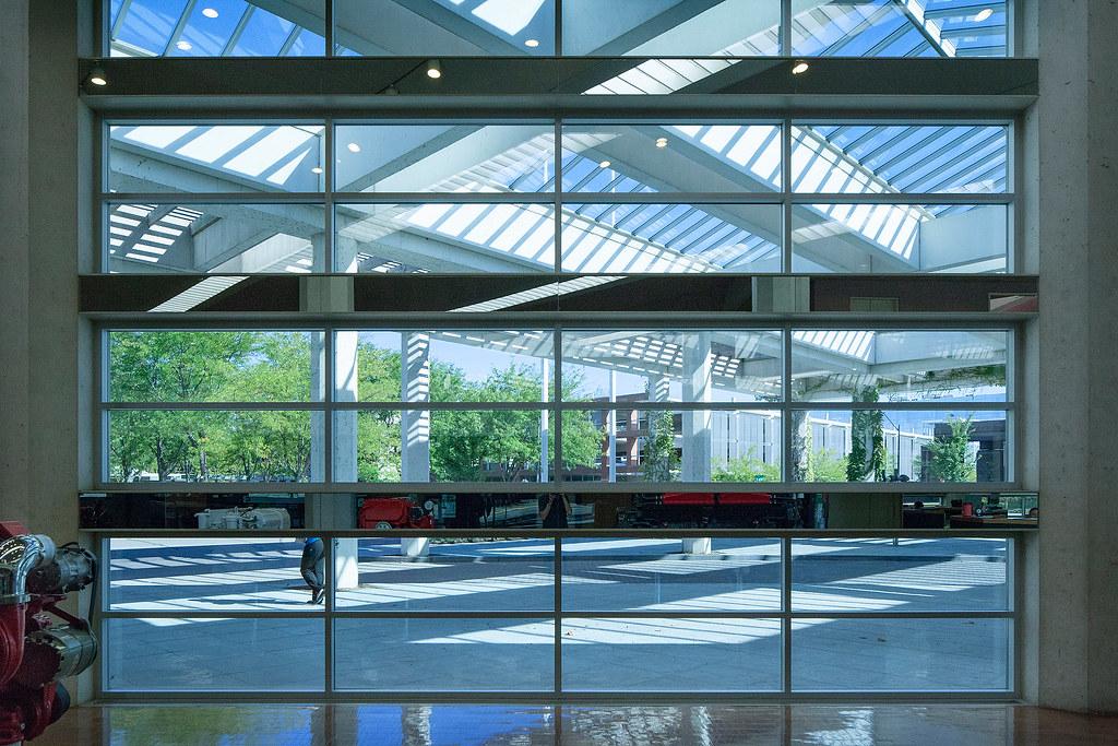 cummins engine company corporate office building. Cummins Engine Company Corporate Office Building | Columbus, IN Kevin Roche John Dinkeloo \u0026amp I