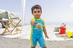 Lobster (BernardoAmstica) Tags: chile boy playa lobster mejillones