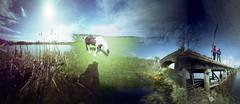 Walk and Snap (wheehamx) Tags: colour pinhole irvine blend ayrshire