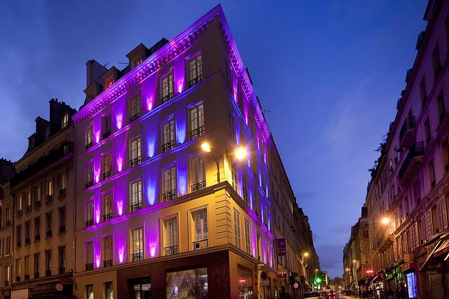 シークレット ドゥ パリ デザイン ホテル