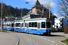 Tram 2000 2068+2027 (V-Foto-Zrich) Tags: tram zrich vbz verkehrsbetriebe zrilinie