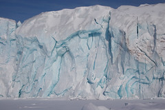 Glacier Ice front, Svalbard (Mark Brandon) Tags: ice glacier svalbard arctic