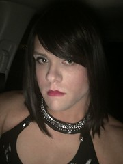 A night out and at the arcade! #sissy #slut #crossdress #forcedfeminization #trap #trans #transvestite (anna.brighteyes) Tags: slut sissy transvestite trans crossdress trap forcedfeminization