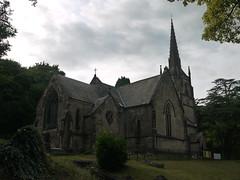 Holy Trinity Church (Worthing Wanderer) Tags: summer river nationalpark derwent derbyshire peakdistrict sunny september valley derwentvalleyheritageway