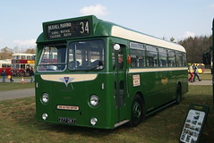 277 DKT (Gricerman) Tags: detling maidstonedistrict aecreliance 277dkt so277 southeastbusfestival