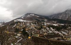 Montecreto (Alessandro Iaquinta) Tags: winter mountain snow nature canon landscape eos reflex italia fullframe dslr appennino picoftheday 5dmarkiii