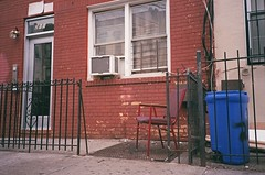 84640024 (kyrieelizabeth) Tags: nyc film brooklyn 35mm frontporch bushwick filmisnotdead