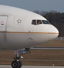 B772 United Airlines - unknown reg - FRA (stefangeisenberger) Tags: united copilot b777 firstofficer b772 b777200