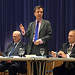 Greg Hands MP addressing the Annual General Meeting of the Kensington, Chelsea and Fulham Conservatives last month.