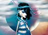 Azra Mystixx as a Moon Vampire (kirarabbit<3) Tags: moon dolls surreal custom azra dollphotography mystixx dollcollectors mystixxvampires mystixxdolls azramystixx