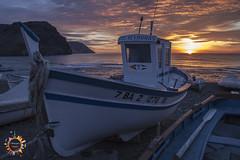IMG_8609 (Enrique Gandia) Tags: nature sunrise landscape spain andalucia amanecer almeria cabodegata lasnegras travelblogger consejeroviajero