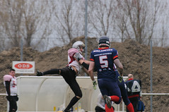 20160403_Avalanches Annecy Vs Falcons Bron (21 sur 51) (calace74) Tags: france annecy sport foot division falcons bron amricain avalanches rgional