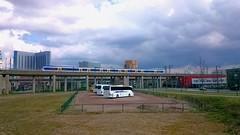 De Gouden Bocht (Peter ( phonepics only) Eijkman) Tags: city holland netherlands amsterdam train ns transport nederland rail railway trains rails railways railwaystations trein noordholland spoorwegen treinen nederlandse nederlandsespoorwegen