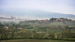 il casale di sant'antimo (DanMasa) Tags: landscape toscana paesaggio colline casentino arezzo casale santantimo
