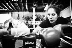 (Michael_Booth) Tags: leica female fighter martialarts monochrom exhausted kickboxing muaythai worldchampion leicasummilux35mmf14asph nataliemorgan theyardmuaythai leicamonochrom