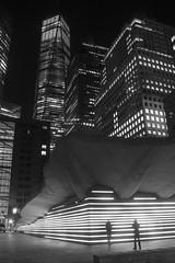 (ReadyAimClick) Tags: park city nyc newyorkcity longexposure monochrome silhouette architecture canon buildings blackwhite downtown cityscape skyscrapers outdoor worldtradecenter citylife citylights wtc archictecture bnw lowermanhattan nycskyline nycarchitecture nycatnight nycskyscrapers nybuildings cityscapephotography bnwphotography oneworldtrade