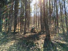 IMG_5504 (Marshen) Tags: logging skidder cornishhollow