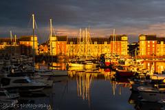 Eastbourne Harbour (judethedude73) Tags: light sky skies