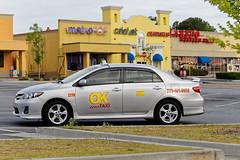 untitled (micro.burst) Tags: atlanta georgia suburban taxi storefronts brookhaven dekalbcounty olympusem10 dxoopticspro10