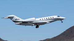 Cessna 750 Citation X N521FP (ChrisK48) Tags: airplane aircraft 1997 dvt phoenixaz cessna750 citationx kdvt phoenixdeervalleyairport n521fp