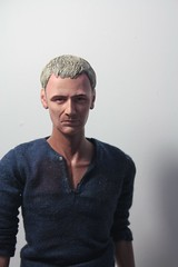 Identity Theft (pseudanonymous) Tags: portrait scale actionfigure ooak workinprogress barbie wip cast 16 resin custom casting themaster acrylicpaint sculpting sculpt naughtydog uncharted resincast johnsimm rebody playscale nathandrake soldierstory elenafisher uncharted4 barbiemadetomove
