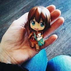 welcome Amy! (svetlana.titova) Tags: anime amy figure figures goodsmilecompany nendoroid gargantia