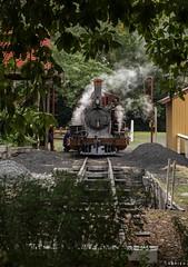 ER (Dobpics O'Brien) Tags: water train tank engine rail railway steam pbr locomotive 7a puffingbilly gembrook pbps