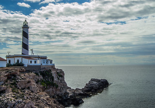 Lighthouse of Cala Figuera