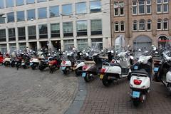 Easier to park than a car (Davydutchy) Tags: holland netherlands amsterdam canal capital hauptstadt nederland paysbas niederlande gracht hoofdstad