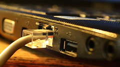 Portals (Zsofia Nagy) Tags: laptop internet depthoffield portal connected connection tabletop portals weeklytheme flickrlounge